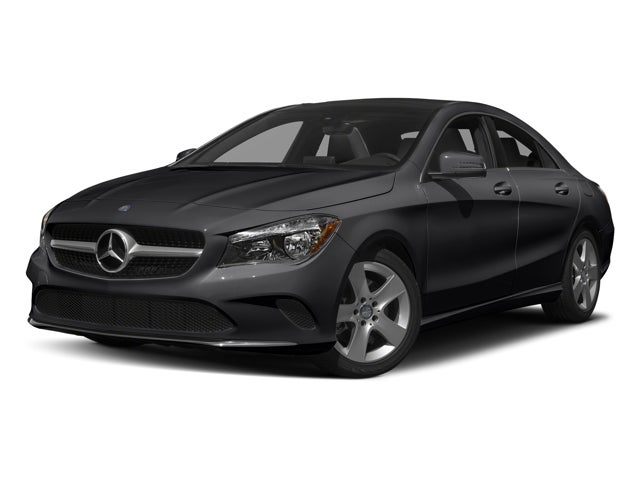 2018 mercedes benz cla cla 250 coupe mercedes benz for Mercedes benz cla 250 msrp