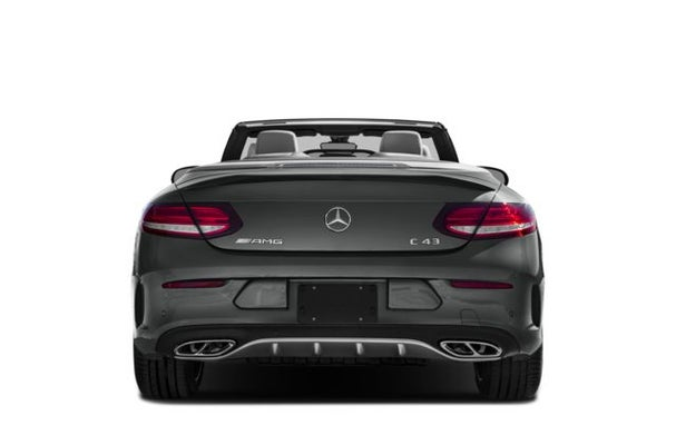 2019 Mercedes Benz C Cl Amg 43 4matic Cabriolet In Tee